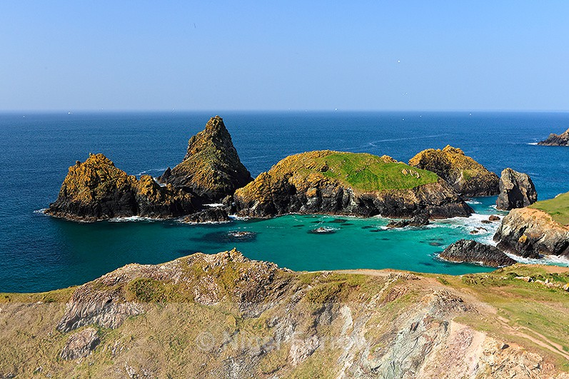 Kynance Cove - Cornwall, England