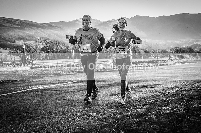 DSC_7781 - The North Lakes New Year Half Marathon Sunday 7th January 2018