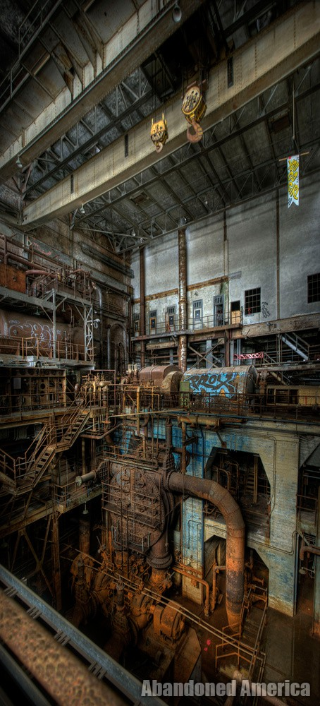 atlantic avenue power plant - matthew christopher murray's abandoned america