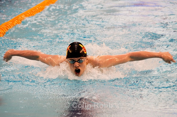 British Gas Championships | Tollcross  Glasgow | Colin Robb