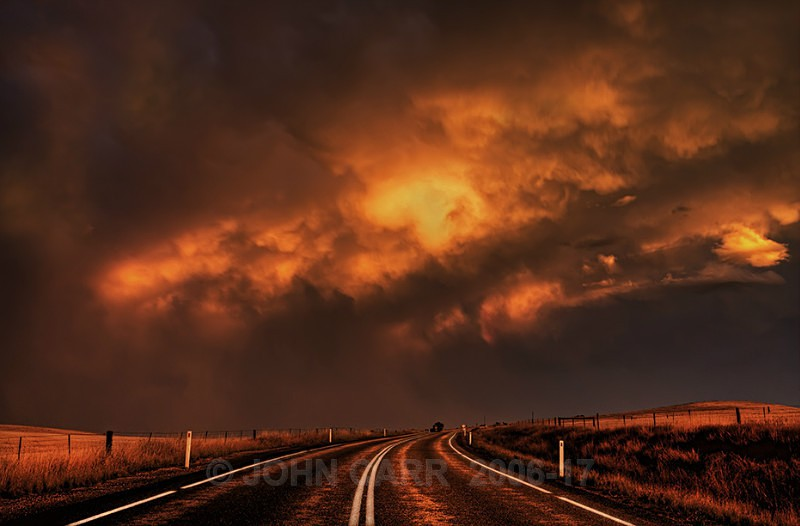 Sunset Road-2-3277_5_6-HDR - A STORMY MONDAY & FRIDAY-NOVEMBER 2012