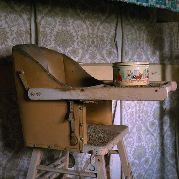 High Chair - 'Stanley's Farmhouse'