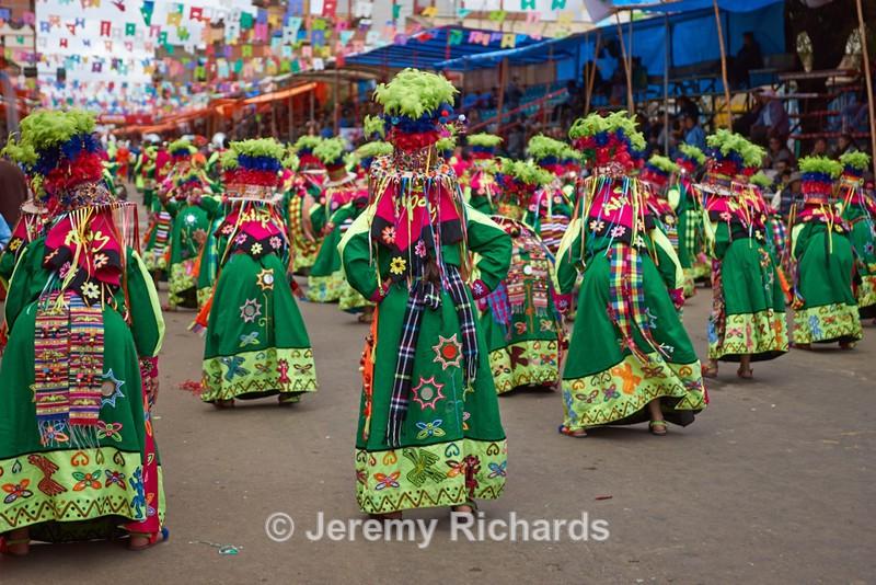 Tinkus Dance Group - Oruro Carnival 2017