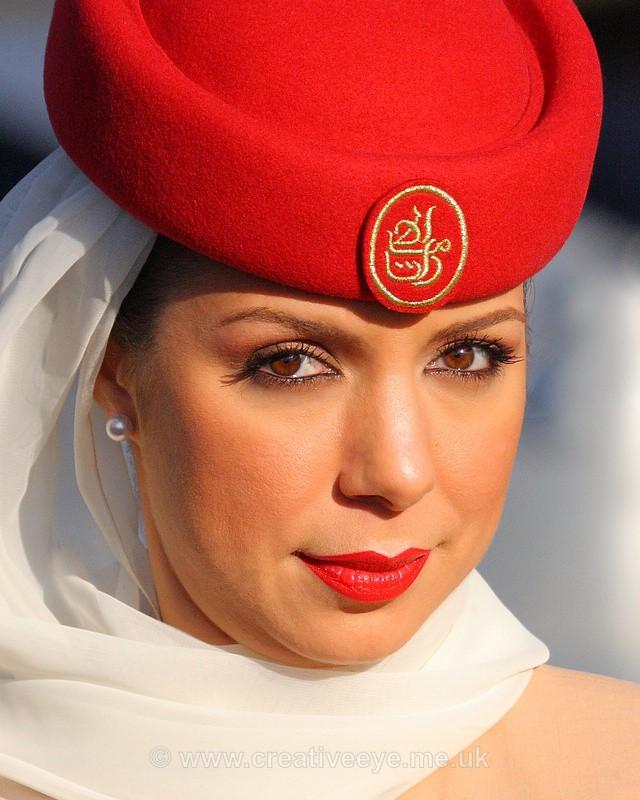 Emirates girl - People and Portraits