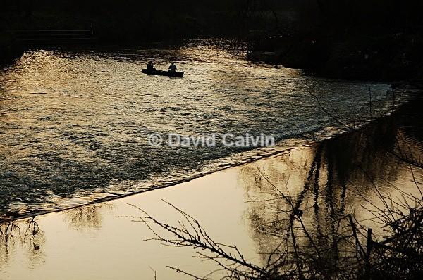 Weir Canoe - Rural