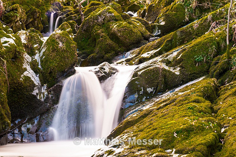Lake District Waterfall - Landscapes