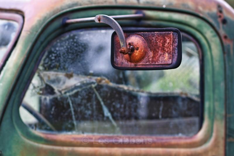 the mirror - Palouse