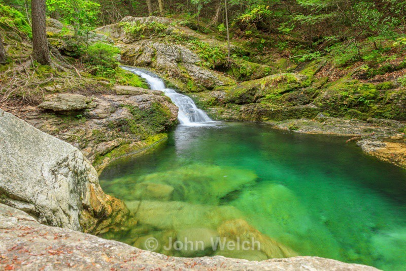 Rattlesnake Pool - White Mountain National Forest and Northern New Hampshire