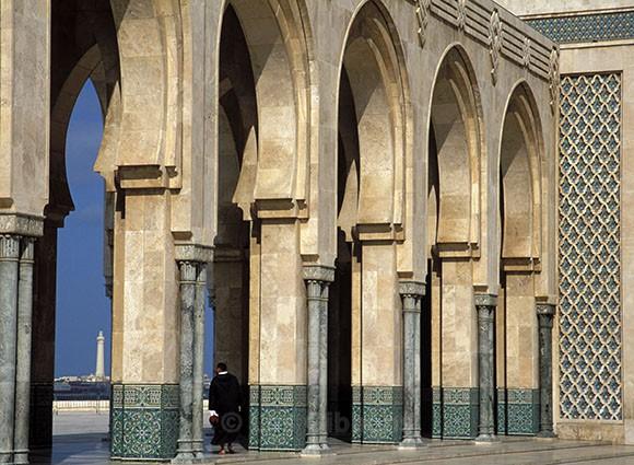 Casablanca mosque1 - Morocco