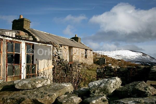 Auld Cottage - Orkney Images