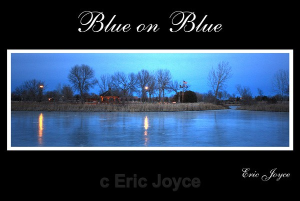 Blue on Blue - Marshall, Minnesota