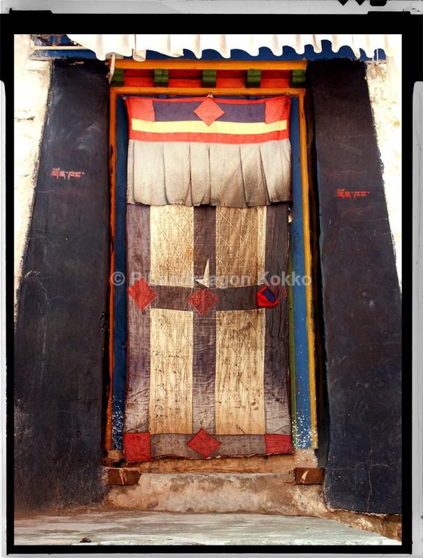 Doorway Tibet - Travel