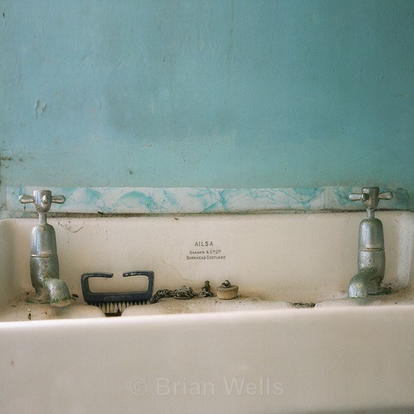 Bathroom Sink - 'Stanley's Farmhouse'