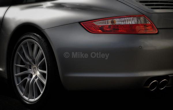 Porsche Carrera S - TRANSPORT