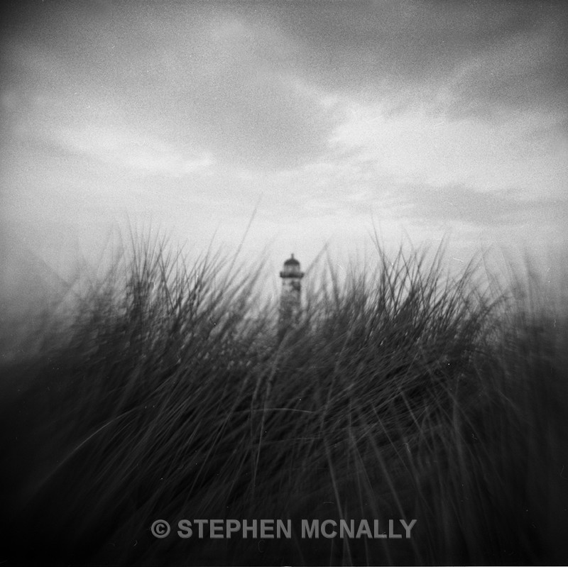Talacre Lighthouse - Pinhole Photography