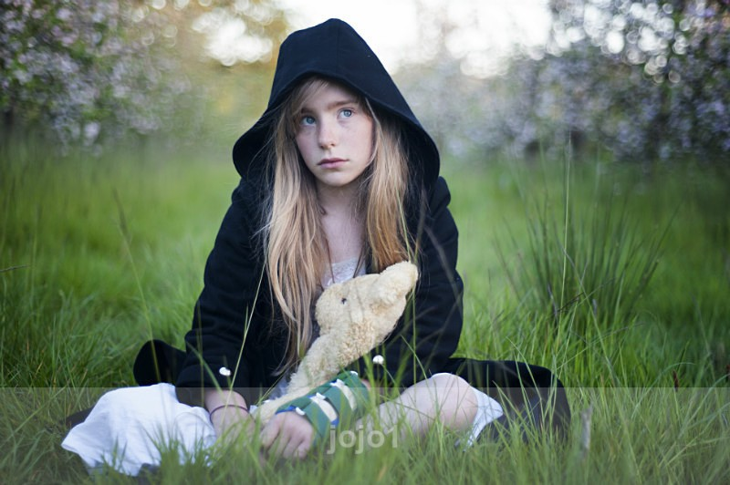 - Portrait