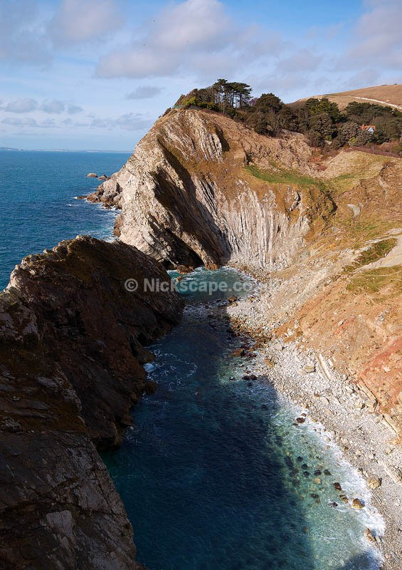 Stair Hole | Lulworth Cove | Jurassic Coast - Dorset
