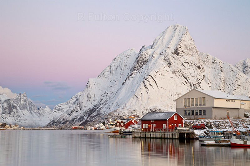 Lofoten Sunrise - Lofoten Islands - Norway