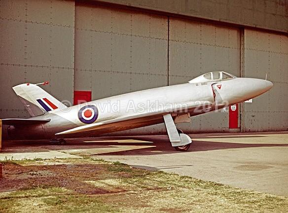 Rare jet - Aircraft