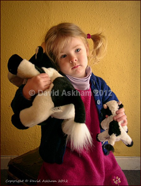 Child Portrait - Leica Digilux 2