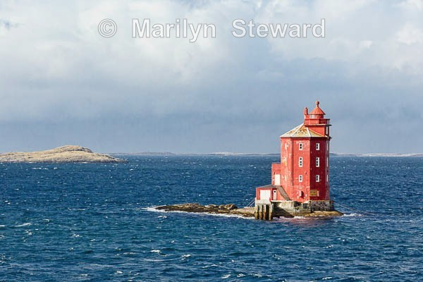 Kjeungskjær lighthouse - Norway Coast