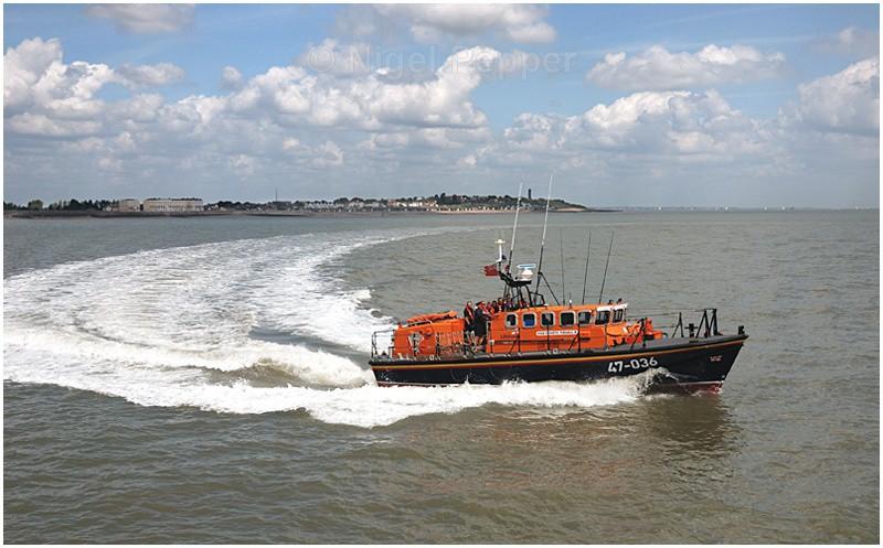 125th Anniversary - Lifeboats