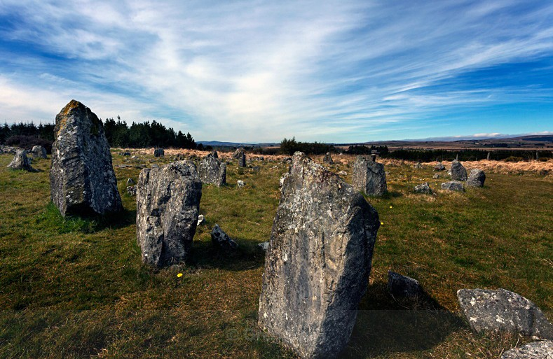 Beaghmore Stone Circles - Landscapes of Ireland - The History
