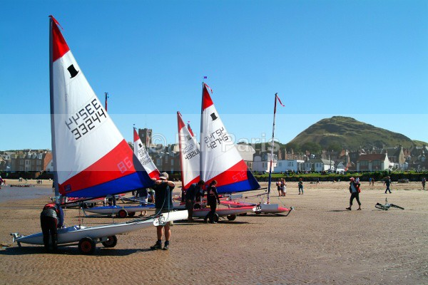 Toppers North Berwick - Sport