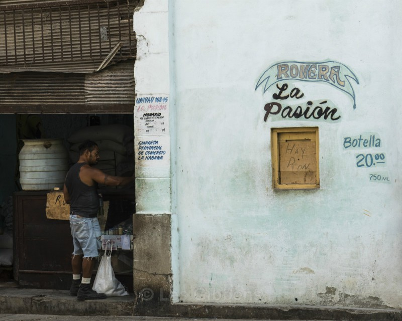 La Pasion - Cuba