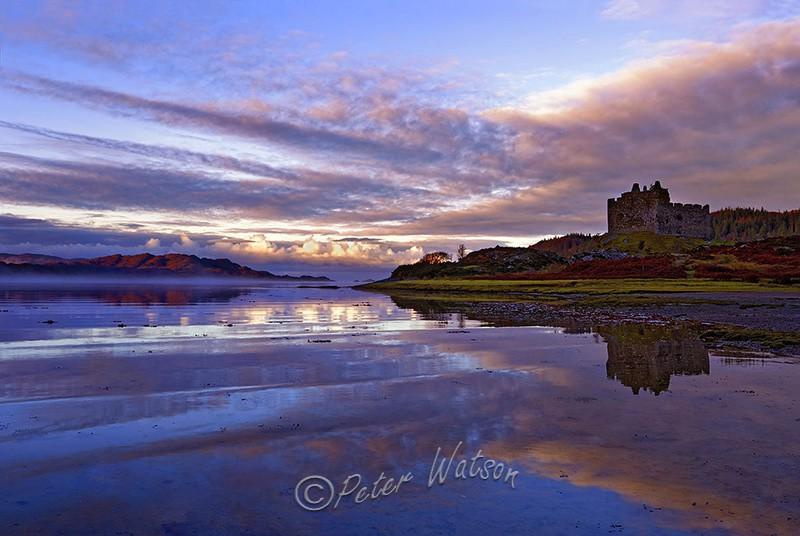 Castle Tioram Ardnamurchan - Scotland