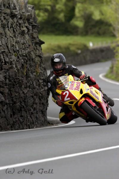Paul Hunt - Racing