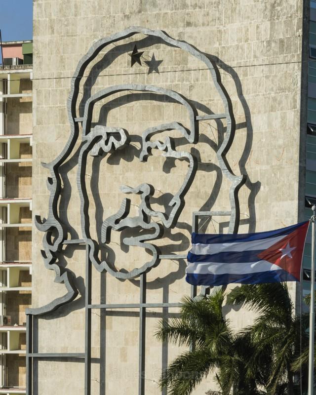 Revolution Square - Che - Cuba