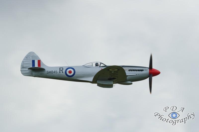 48 Spitfire Mk XVIII