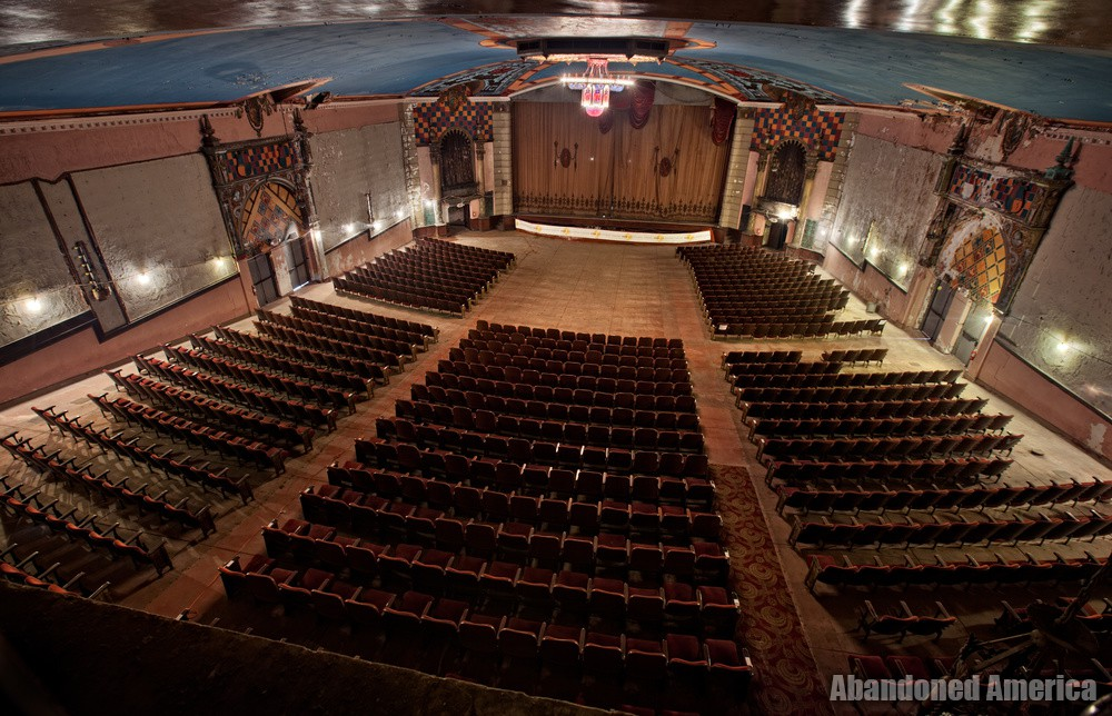 The Lansdowne Theatre | Grand View - The Lansdowne Theater