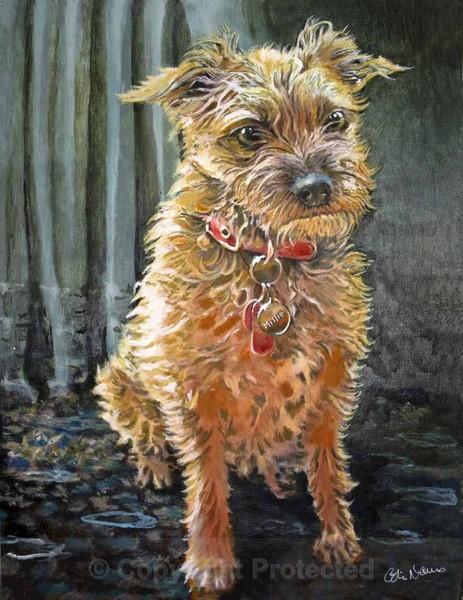 'Millie' - Portraits and figurative work