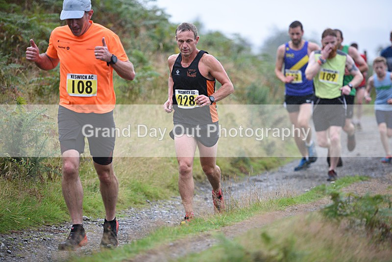 BOR_6334 - Round Latrigg Fell Race Wednesday 16th August 2017