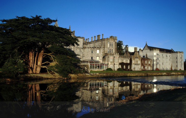 Adare House - Landscapes of Ireland - The History
