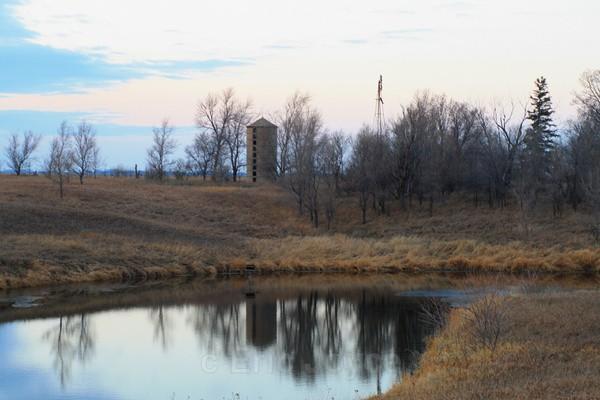 Autumn Reflections III - SW Minnesota