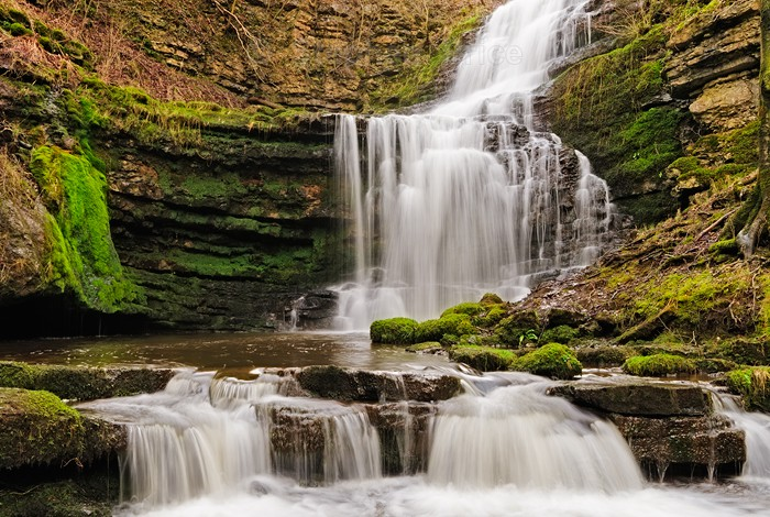 Scaleber Force Waterfall | North Yorkshire | Yorkshire Dales