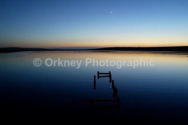Harray Loch - Orkney Images
