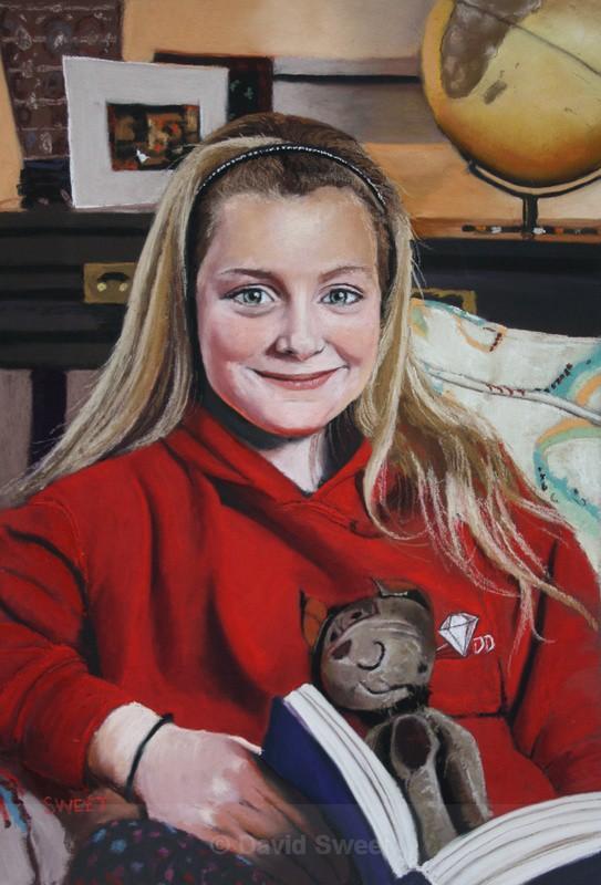 Ellie - Children's Portraits