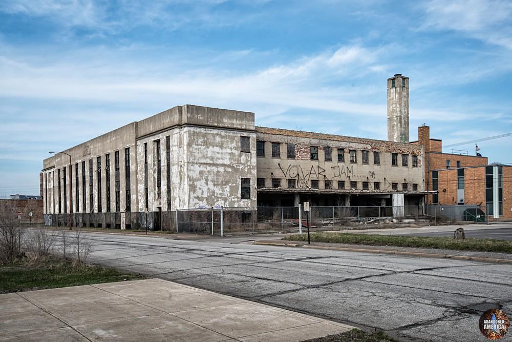 Gary, Indiana | Post Office Exterior - Gary, Indiana