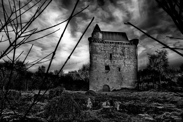 sauchie tower A - Architecture