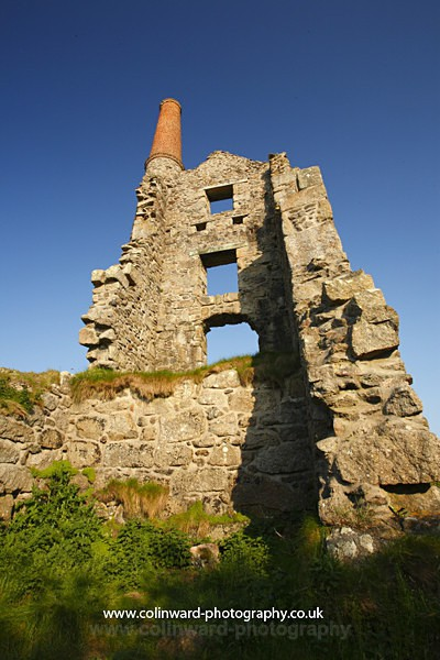 Carn galver tin mine       ref 2631 - Cornwall