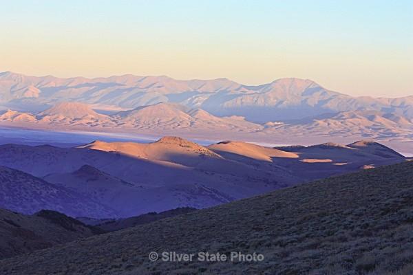 Clan Alpine Range - Nevada (mostly) Landscapes