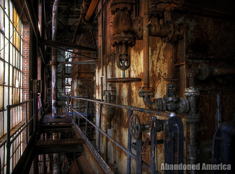 Crawford Power Station (Middletown, PA) | Treacherous - Crawford Power Station