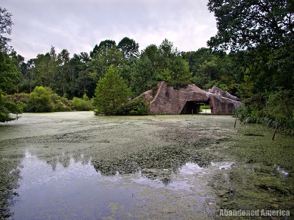 Enchaned Forest (Ellicott City, MD) | Moat - The Enchanted Forest