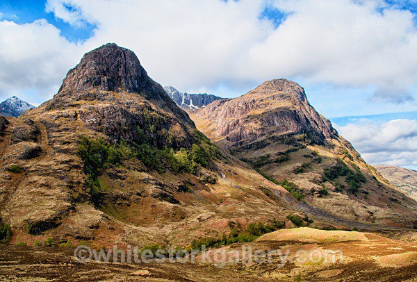 Glen Coe - Scottish Highlands