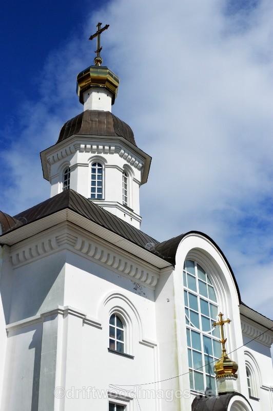 Archangel church   - Archangel, Russia