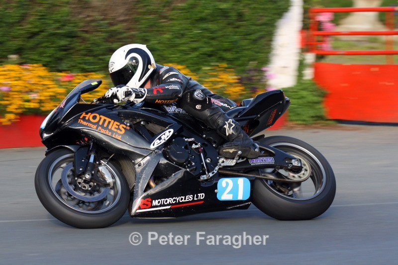 Jamie Coward - Manx Grand Prix and Classic TT